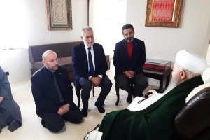 SP adaylarından Beykoz'da önemli ziyaret