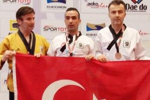 Yaşar Aydınoğlu Beykoz'a bronz madalya ile döndü