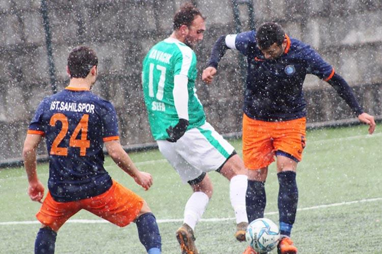 İstanbul Sahilspor - Kavacıkspor: 0-0