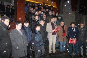 SP Beykoz'dan Mısır'daki darbe idamlarına tepki