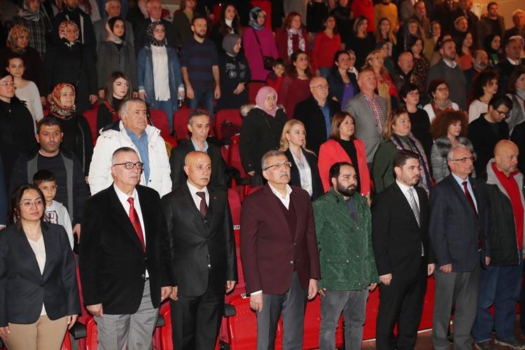 Beykoz'da adayları buluşturan özel insanlar