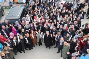 Beykoz'un 45 mahallesinde aynı anda AK Parti