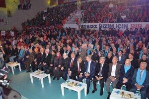 Cumhur İttifakı Beykoz'da sonucu ilan etti