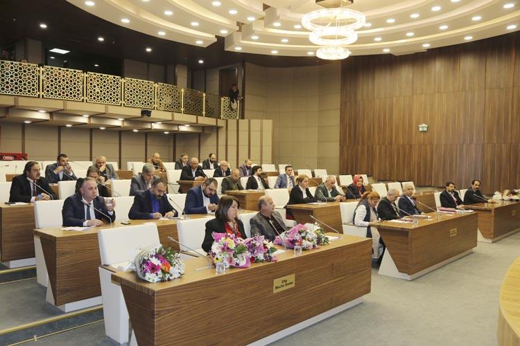 Beykoz Belediye Meclisi bir dönemi daha kapattı