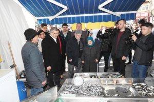 Murat Aydın Beykoz'da sıkılmadık el bırakmıyor