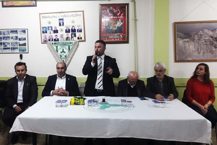 Murat Miniç Beykoz'da mücadelesini sürdürüyor