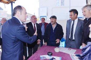 Hamzaçebi Beykoz'da Tosun'u yalnız bırakmıyor