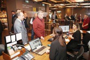 Murat Aydın Beykoz'da oto tamircilerine söz verdi