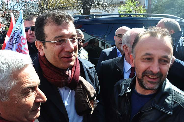 Ekrem İmamoğlu Beykoz'da son düzlüğü koştu