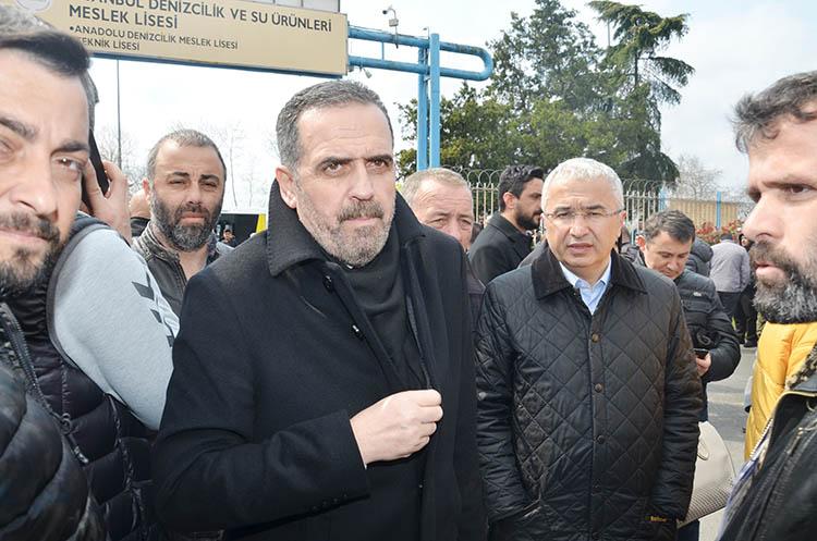 AK Parti Beykoz'da resmi itirazını yaptı