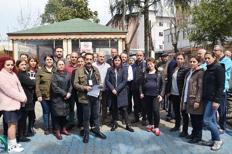 Beykoz Devlet Hastanesi işçilerinin sendika isyanı