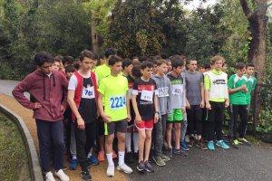 Beykoz'da öğrenciler hiç durmadan koşuyor
