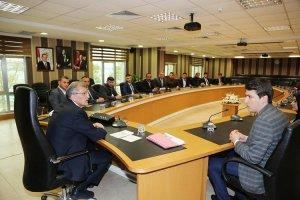 Beykoz Ülkü Ocaklarından Başkan Aydın'a ziyaret