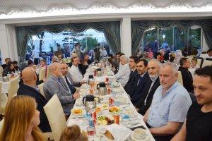 Beykoz'da şehit ve gazi aileleri için iftar sofrası
