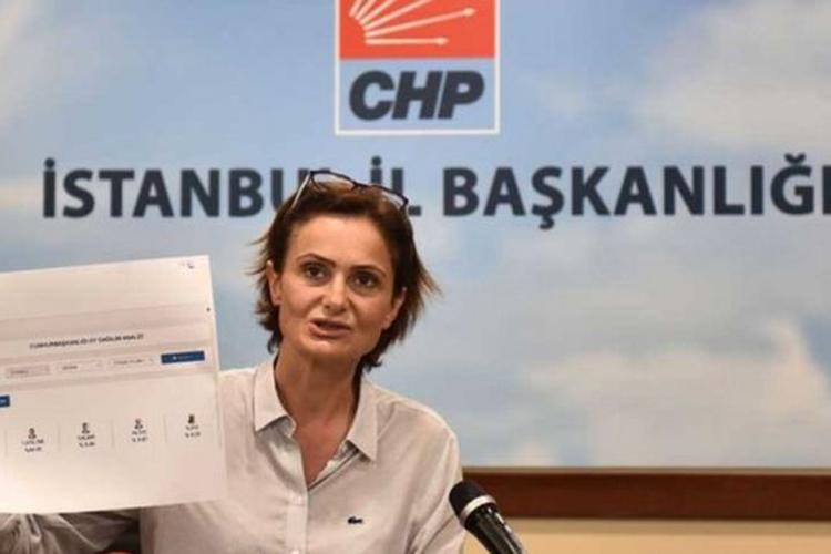 CHP'den Beykoz İlçe Seçim Kurulu'na itiraz