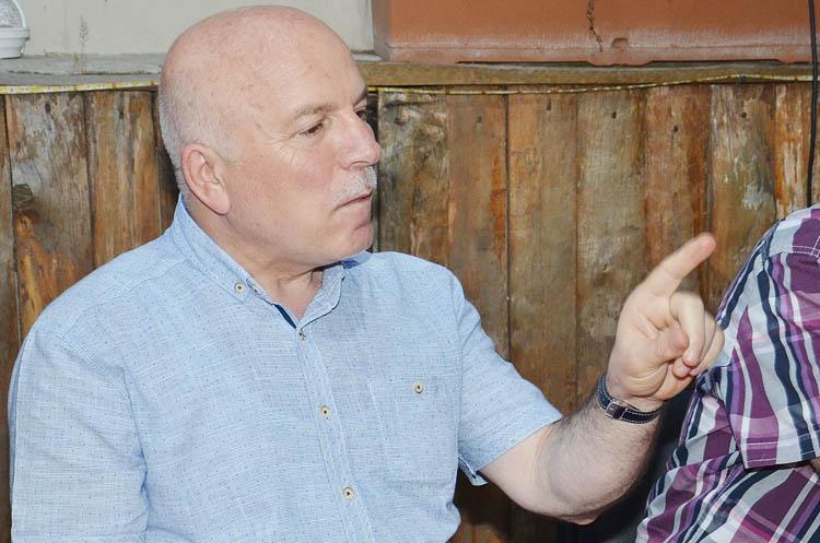 Mehmet Sekmen, Beykoz'da çalışıyor