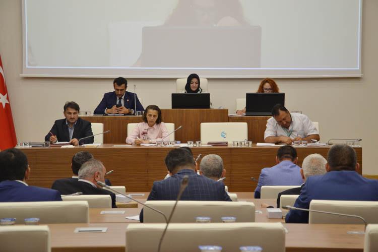 Beykoz Meclisi'nde seçilmiş başkan tartışmaları