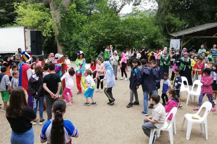 Beykoz'da Cennetin Çocukları Şenliği