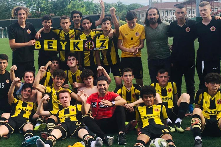 Beykoz 1908 AŞ U16 Kocaeli Grubu'nda finale kaldı