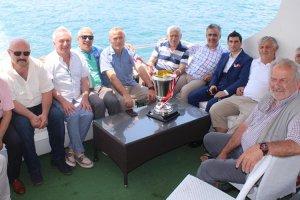 Türkiye Şampiyonu Çubukluspor'dan Boğaz turu