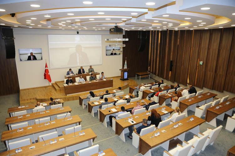 Beykoz Meclisi'nde Temmuz görüşmeleri başladı
