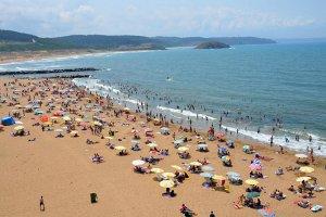 Sağlık Bakanlığı, Riva plajına kötü not verdi