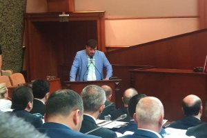 Adem Sefer 15 Temmuz'u Meclis kürsülerinde anlattı