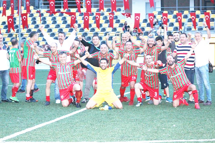 Beykoz'da 15 Temmuz Kupası finalistleri belli oldu