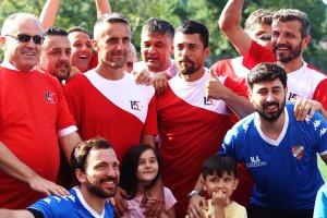Beykoz'da 15 Temmuz kupa seremonisi