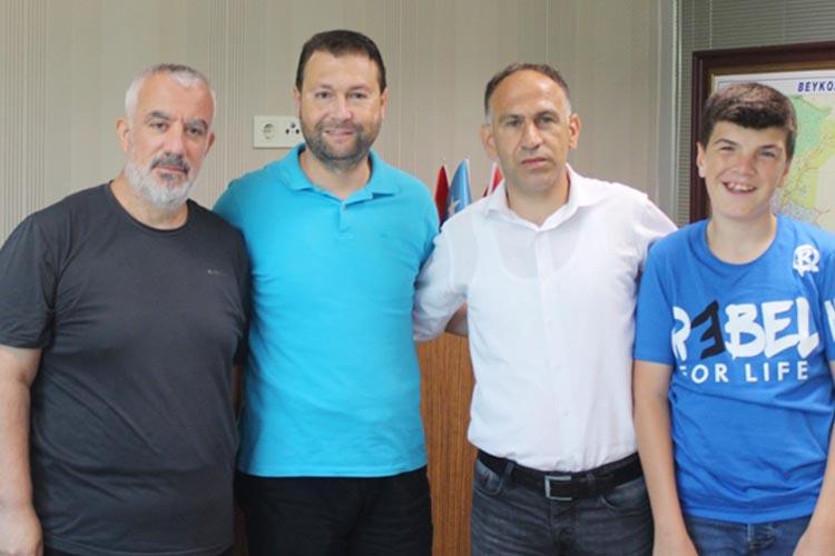Beykoz Belediyesi'nde spordan sorumlu müdür