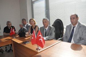 MHP Milletvekili Engin Alan Beykoz'daydı