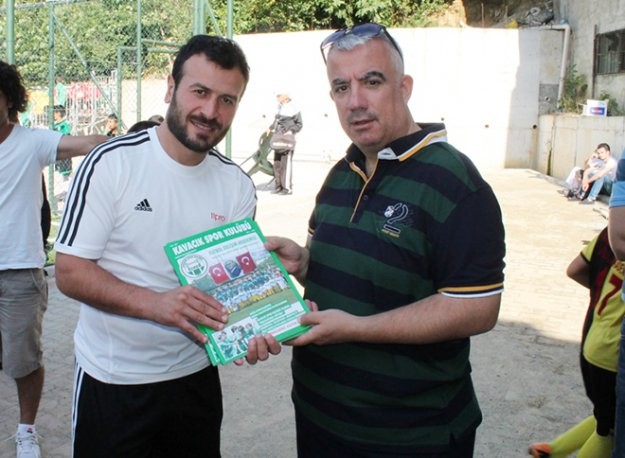 Kavacıkspor'a Murat Yılmaz'ın eli değdi