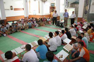 Yaz Kur'an Kursları Beykoz'da 11 Haziran'da başlıyor