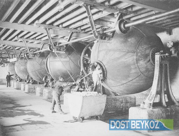 İki yüz yıldır Beykoz'da işçiler var