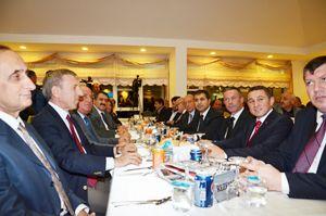 AK Parti'nin gurur gecesi