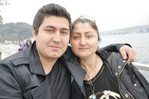 Beykozlu anne ve oğulun hikayesi