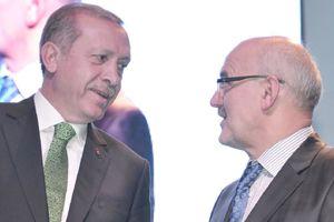 Erdoğan ve Çelikbilek... Özel bir saat