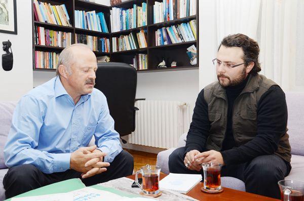 Prof. Öztürk, Beykoz'u yönetmeye talibim