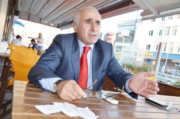 AK Parti'de açılışı Kemal Kaya yaptı