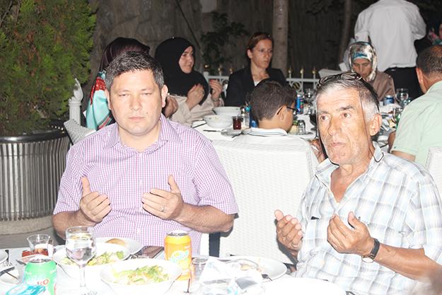 Beykozlu Ordu Mesudiyelilerin iftar keyfi