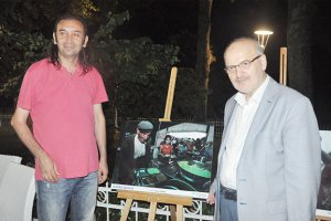 Beykoz'da Ramazan Gazetecilere 'ödül' oldu