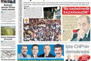 Dost Beykoz Gazetesi Nisan 2014... 132. Sayı