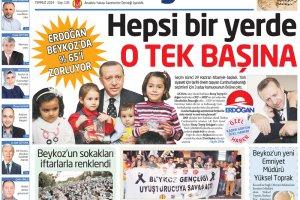 Dost Beykoz Gazetesi Temmuz 2014... 135. Sayı