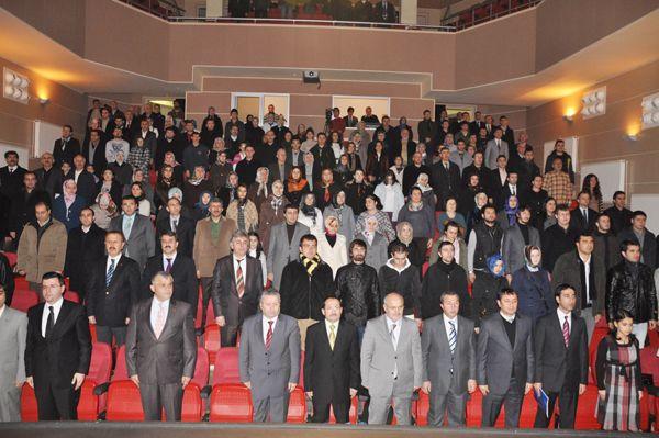 2011 Mehmet Akif Yılı etkinlikleri başladı