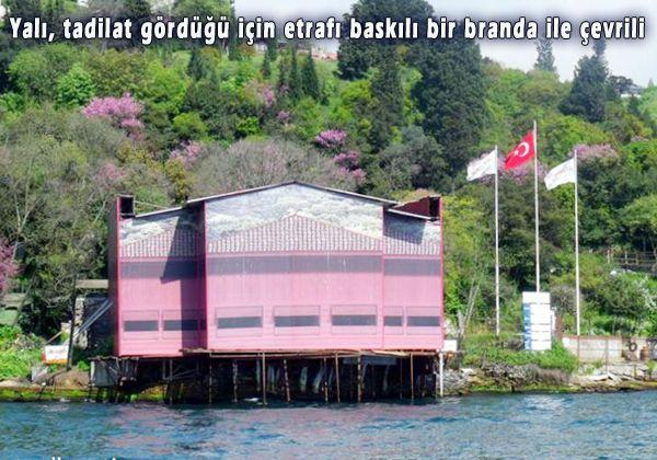 İstanbul'un en eski ahşap evi Beykoz'da