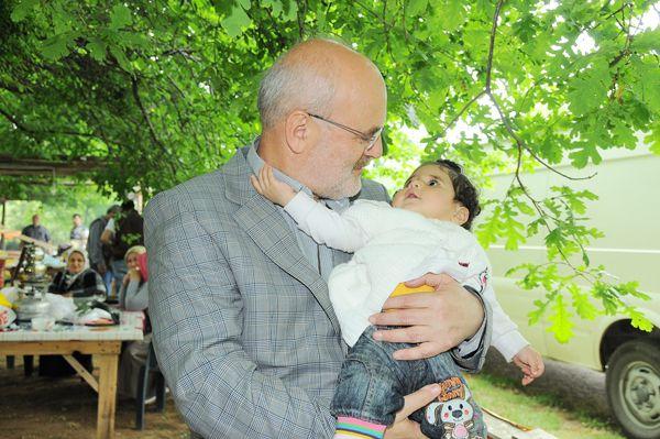 Beykoz'da piknik sezonu açıldı.