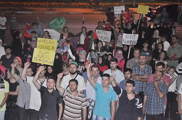 SP'den Hükümet'e çağrı: 'Mehmetçik Gazze'ye'