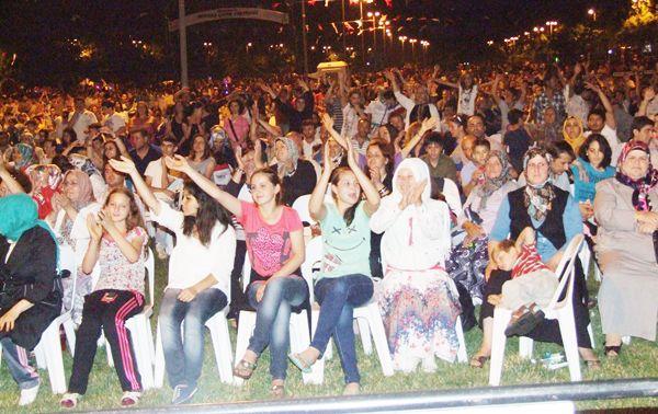 Beykoz Festivali'nden renkli kareler