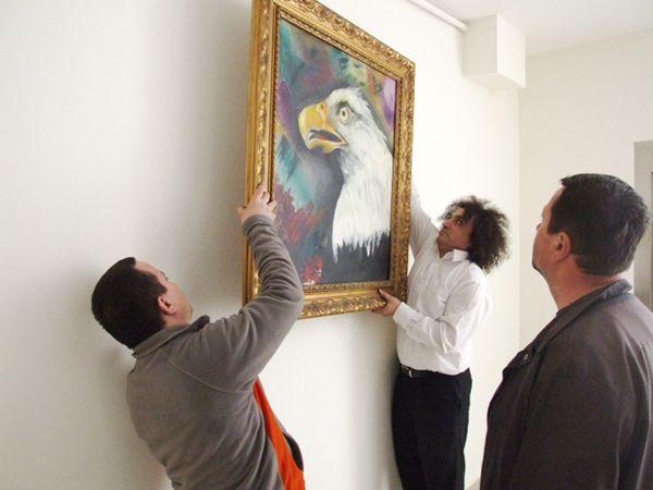 Kültür Merkezi'nde, Orhan Albaş ustalığı
