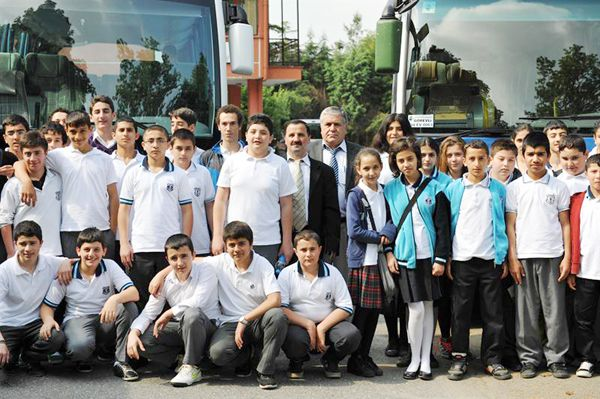 Beykoz'da kültür gezileri aralıksız sürüyor